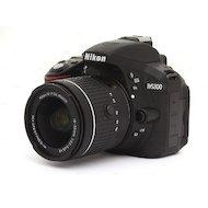 Фото Фотоаппарат зеркальный Nikon D5300 18-55VR AF-P black
