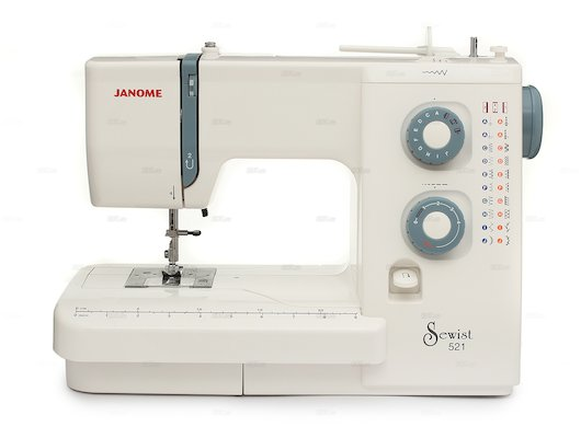Швейная машина JANOME 521 (SE 518)
