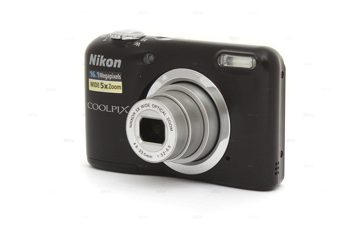 Фотоаппарат компактный Nikon Coolpix A10 black