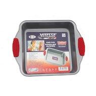 Форма для выпечки металлическая VITESSE VS-8600 Форма д/в 20х20см Xylan