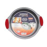 Форма для выпечки металлическая VITESSE VS-8601 Форма д/в 23см Xylan