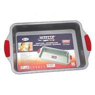 Форма для выпечки металлическая VITESSE VS-8602 Форма д/в 33х23см Xylan