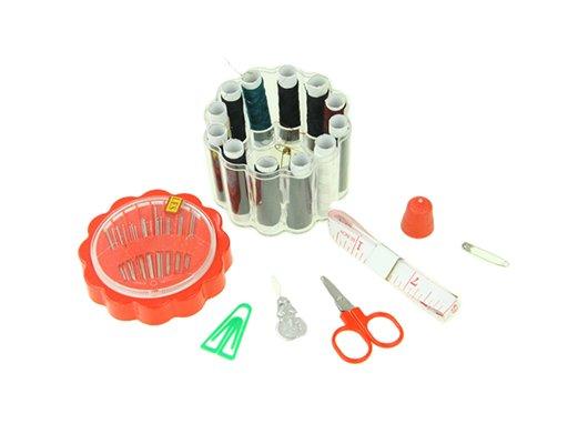 Аксессуары для швейных машин 308-115 Набор для шитья в пластик. уп. НС-013