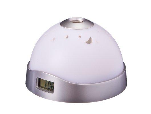 Будильник 581-155 Будильник электронный с проекцией времени