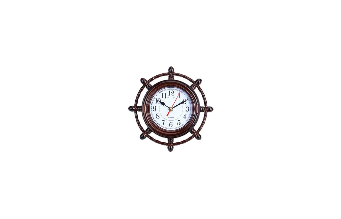 Часы настенные 581-111 Часы настенные Штурвал