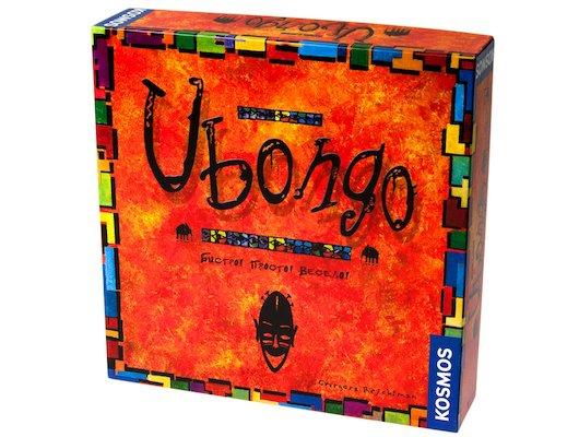 Настольная игра Magellan Убонго (2е издание)