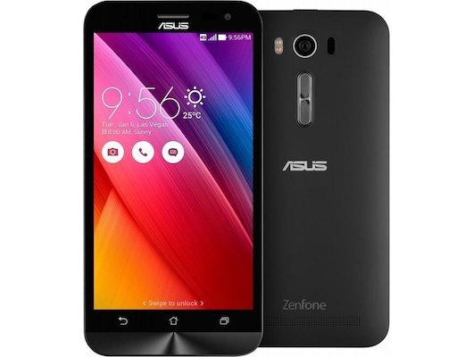 Смартфон ASUS ZE500KL ZenFone 2 Laser 32Gb черный