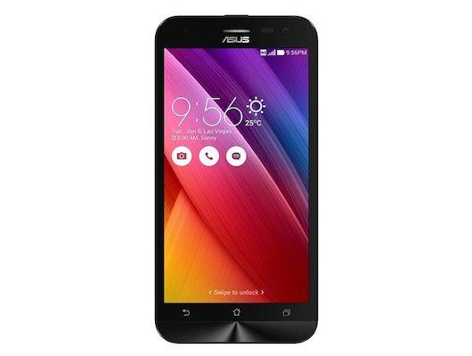 Смартфон ASUS ZE500KL ZenFone 2 Laser 32Gb пурпурный