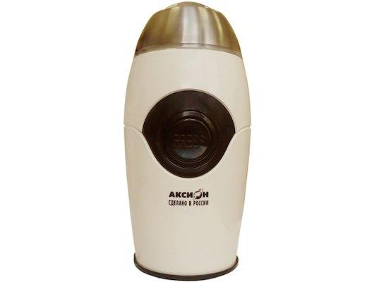 Кофемолка АКСИОН КМ-22 бежевая