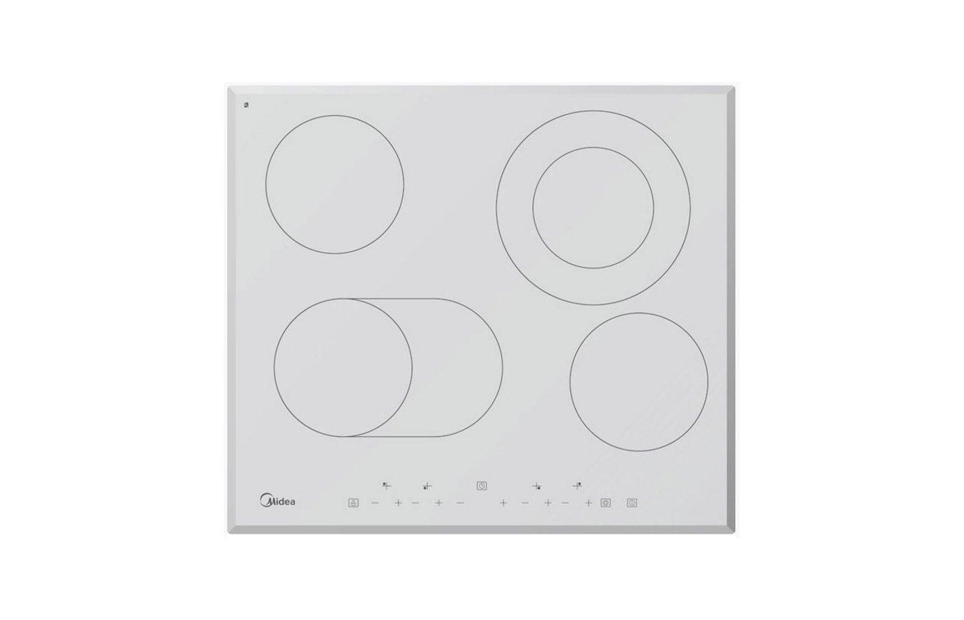 Варочная панель MIDEA MC-HF661WH