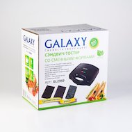Фото Бутербродница Galaxy GL-2959 черный