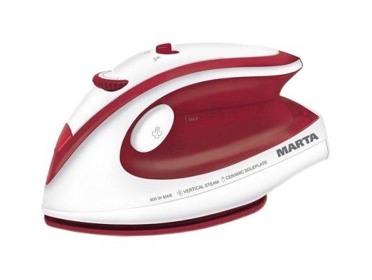 Утюг MARTA MT-1146 красная яшма