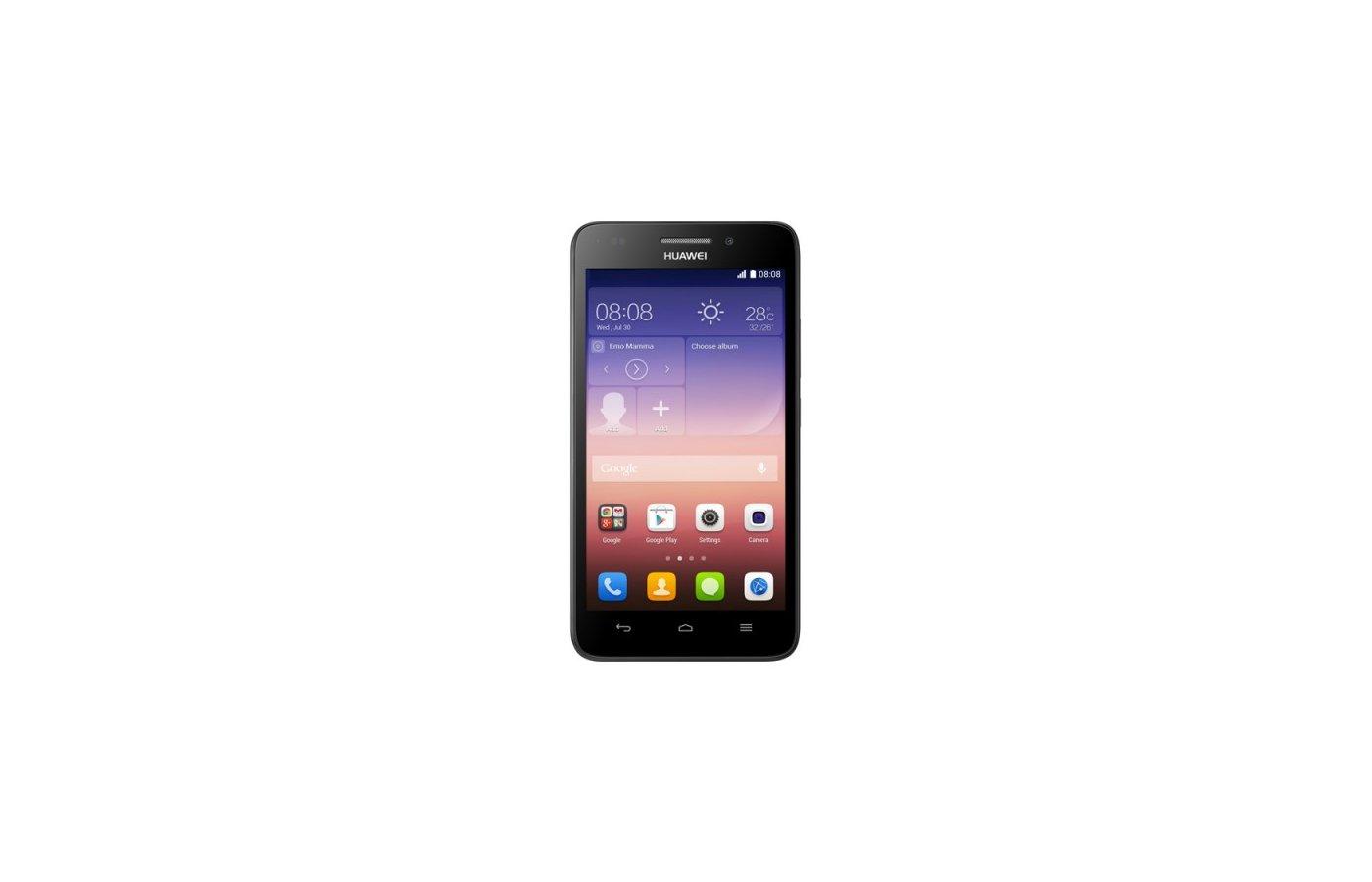 Смартфон Huawei G620S black