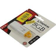 Фото Флеш-диск Kingston 8Gb DataTraveler G4 DTIG4/8GB USB3.0 белый