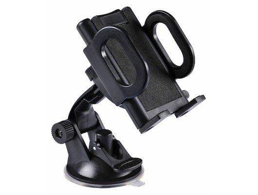 Держатель для телефона BURO 2.2-6.0 дюйма для смартфонов (JZ-05W) черный