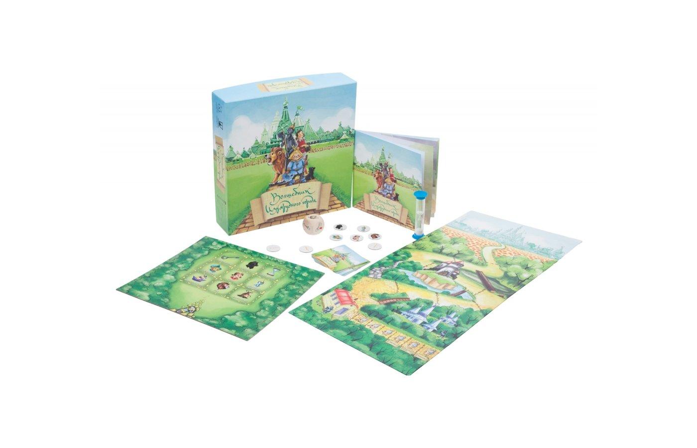 Настольная игра Magellan Волшебник Изумрудного города