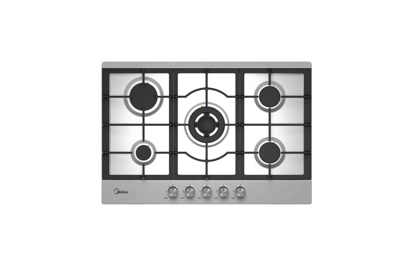 Варочная панель MIDEA Q751SFD-SS