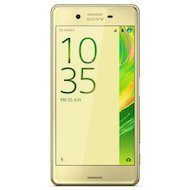 Смартфон SONY Xperia X Performance DS F8132 lime gold