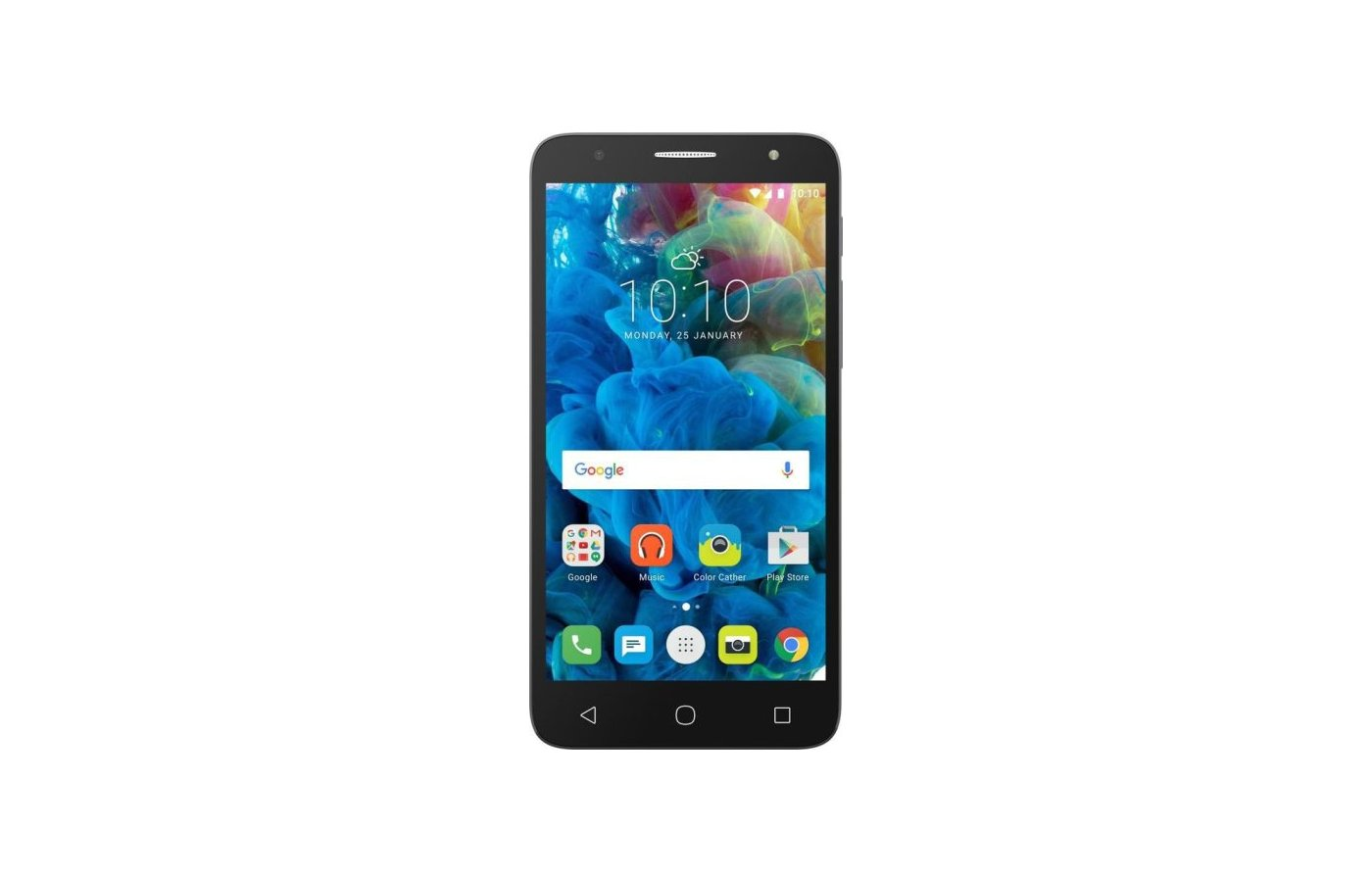 Смартфон Alcatel OT-5056D POP 4+ gold