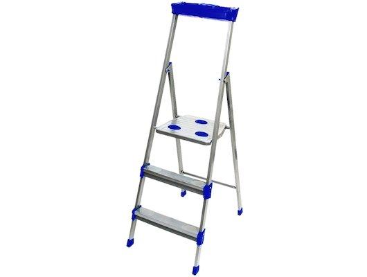 Лестница Лестница-стремянка НИКА СМ3 620 см 150 кг 3 ступени, металл