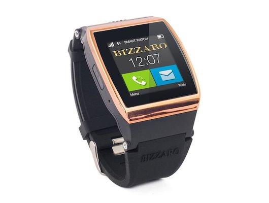 Смарт-часы Bizzaro CiW501SM SmartWatch Gold