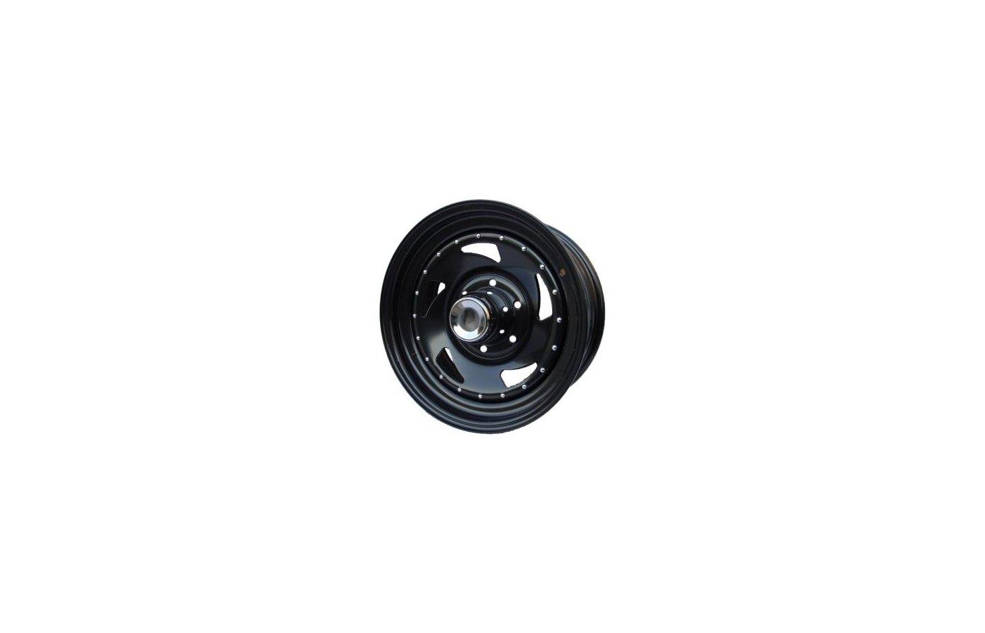 Диск IKON SNC034 7x15/5x139.7 D110.5 ET0 Black
