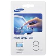 Фото Карта памяти Samsung microSDHC 8Gb Class 6