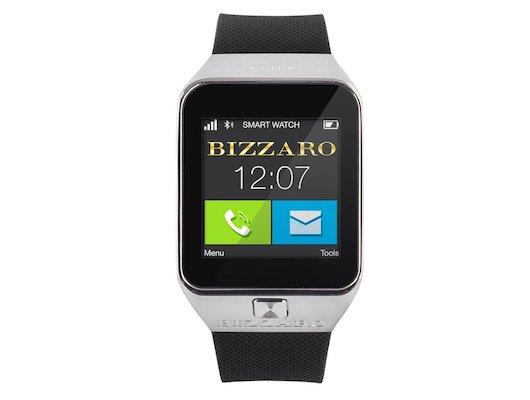 Смарт-часы Bizzaro CiW505SM SmartWatch Silver