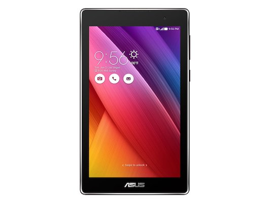 Планшет ASUS Z170CG-1B084A (7.0) IPS intel X3-C3230/8Gb/3G/White /90NP01Y2-M03520/
