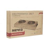 Фото Плитка электрическая МЕЧТА 211 Т черная