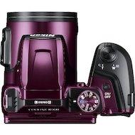 Фото Фотоаппарат компактный Nikon Coolpix B500 purple