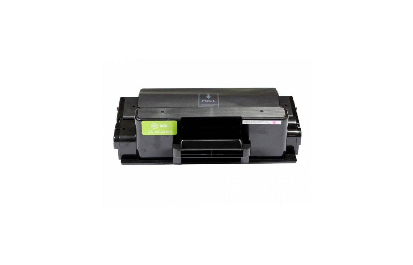 Картридж лазерный Cactus CS-WC3315X 106R02310 черный для Xerox WorkCentre 3315/3325 (5000стр.)
