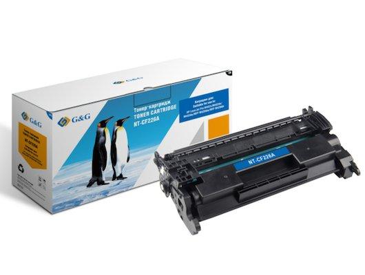 Картридж лазерный GG NT-CF226A (3100стр)