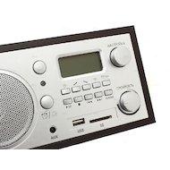 Фото Радиоприемник БЗРП РП-320 Bluetooth черный