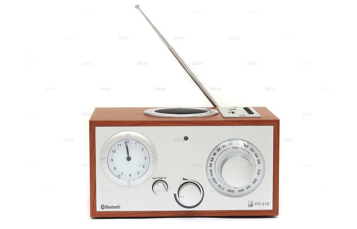 Радиоприемник БЗРП РП-319 Bluetooth
