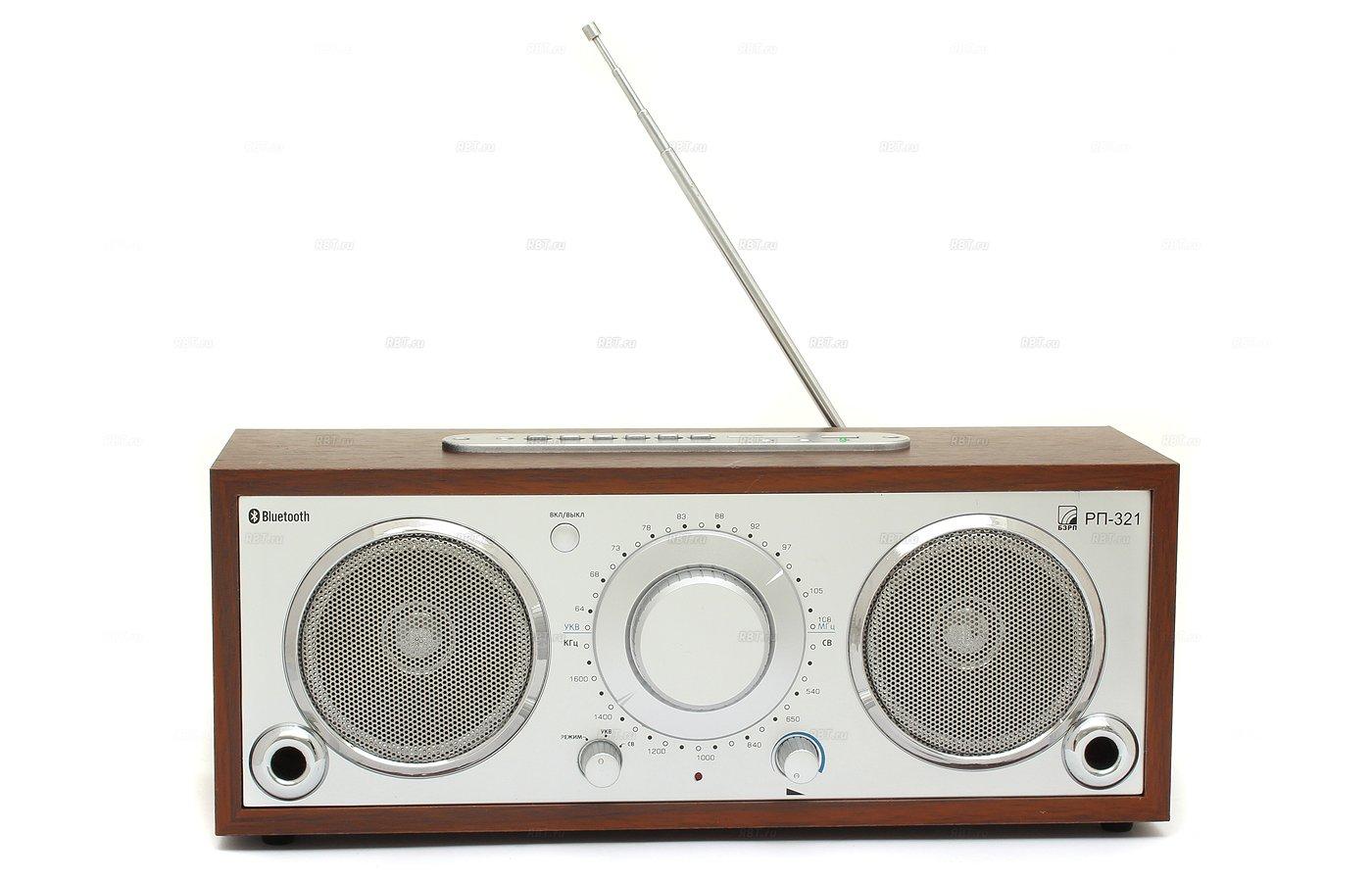 Радиоприемник БЗРП РП-321 Bluetooth