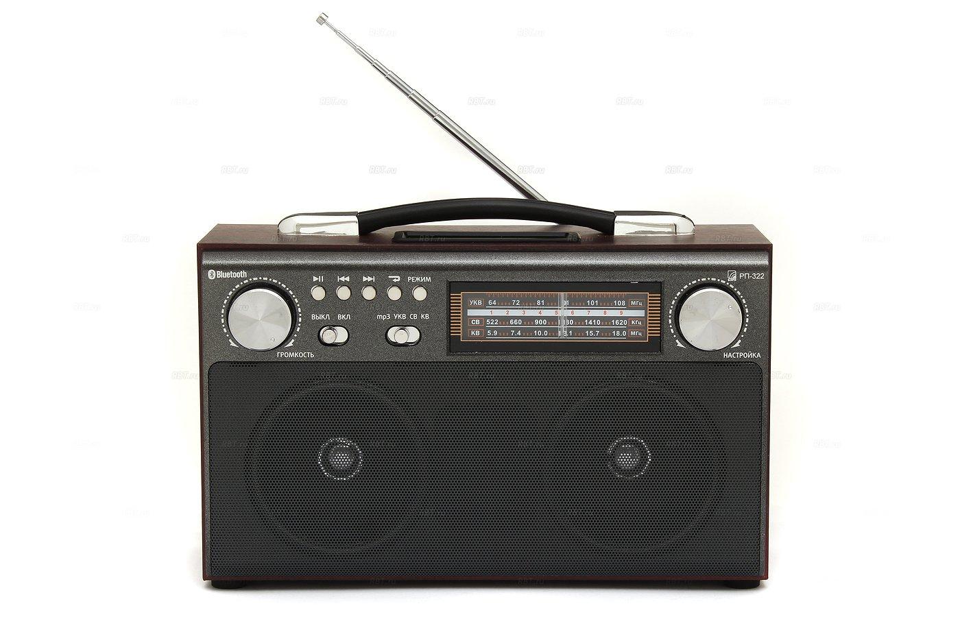 Радиоприемник БЗРП РП-322 Bluetooth