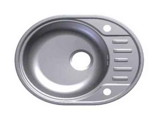 Кухонная мойка FRANKE POLAR PXN 611-57