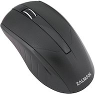 Фото Мышь проводная Zalman ZM-M100 USB 1000dpi optical black color
