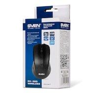 Фото Мышь беспроводная SVEN RX-300 Wireless черная