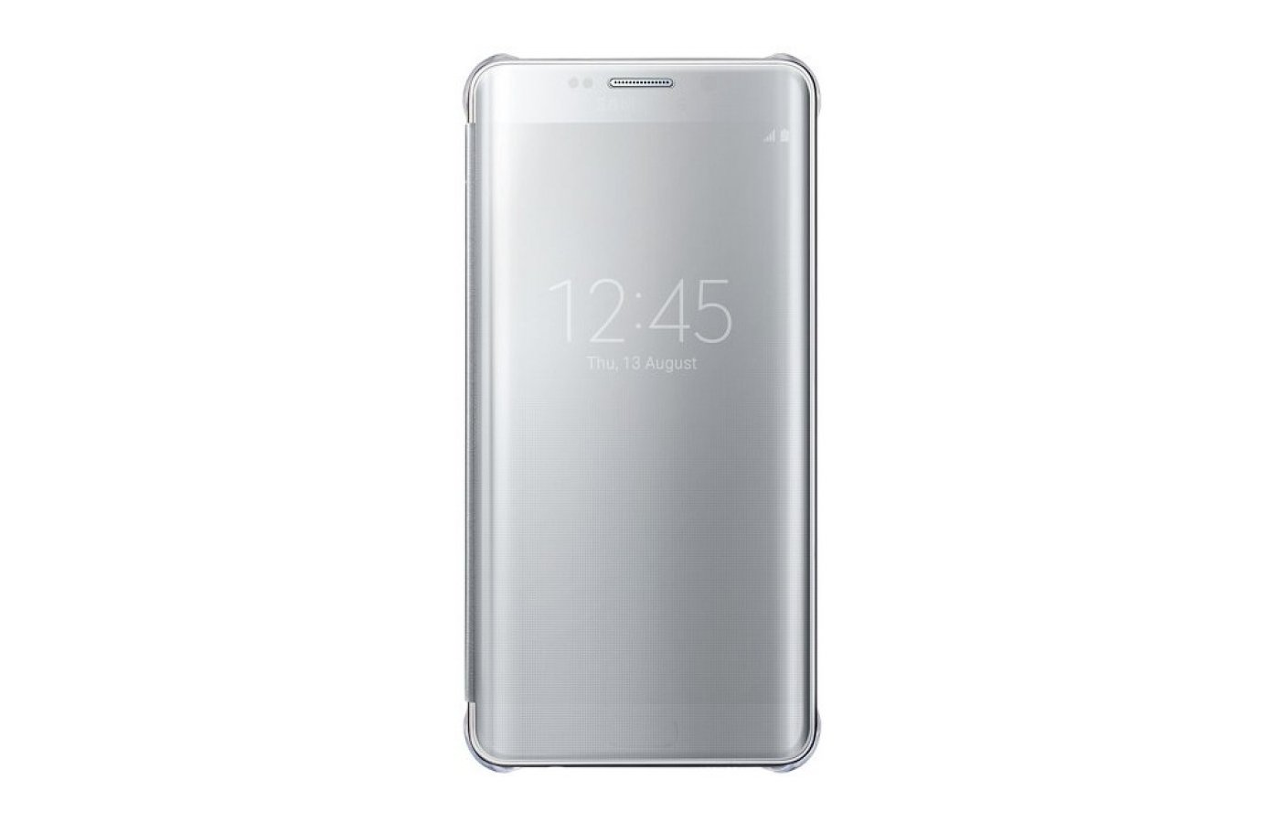 Чехол Samsung ClVCover для Galaxy S6 Edge+ (SM-G928) (EF-ZG928CSEGRU) серый