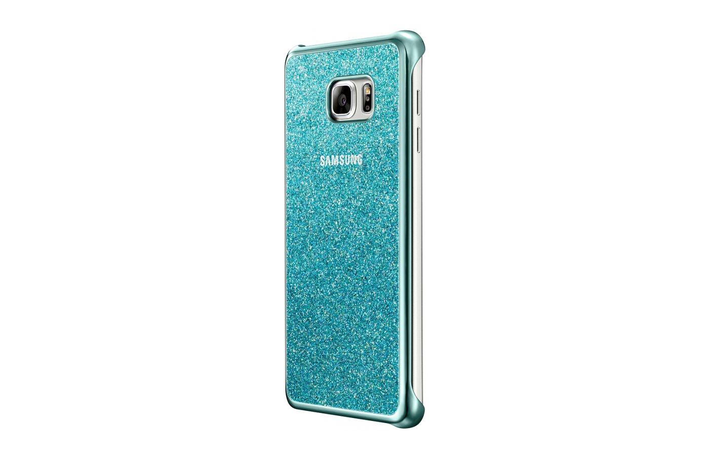 Чехол Samsung GliCover для Galaxy Note 5 (SM-N920) (EF-XN920CLEGRU) синий