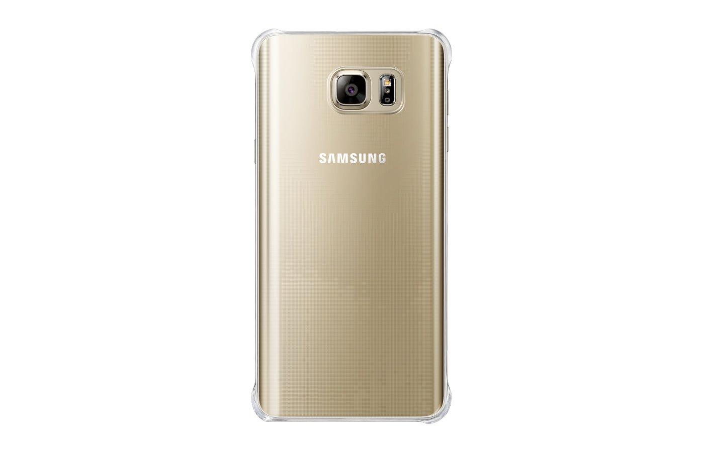 Чехол Samsung GloCover для Galaxy Note 5 (SM-N920) (EF-QN920MFEGRU) gold
