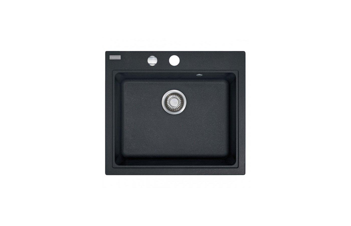 Кухонная мойка FRANKE MRG 610-58 графит