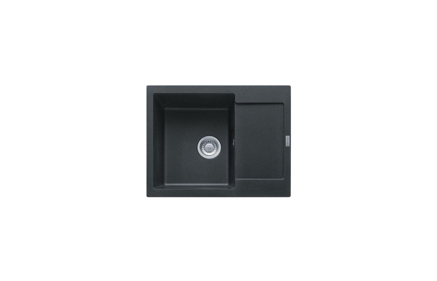 Кухонная мойка FRANKE MRG 611C оникс