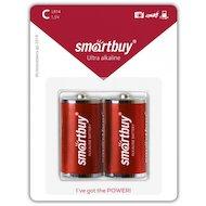 Батарейка Smartbuy LR14 C 2шт. (SBBA-C02B)