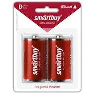 Батарейка Smartbuy LR20 D 2шт. (SBBA-D02B)