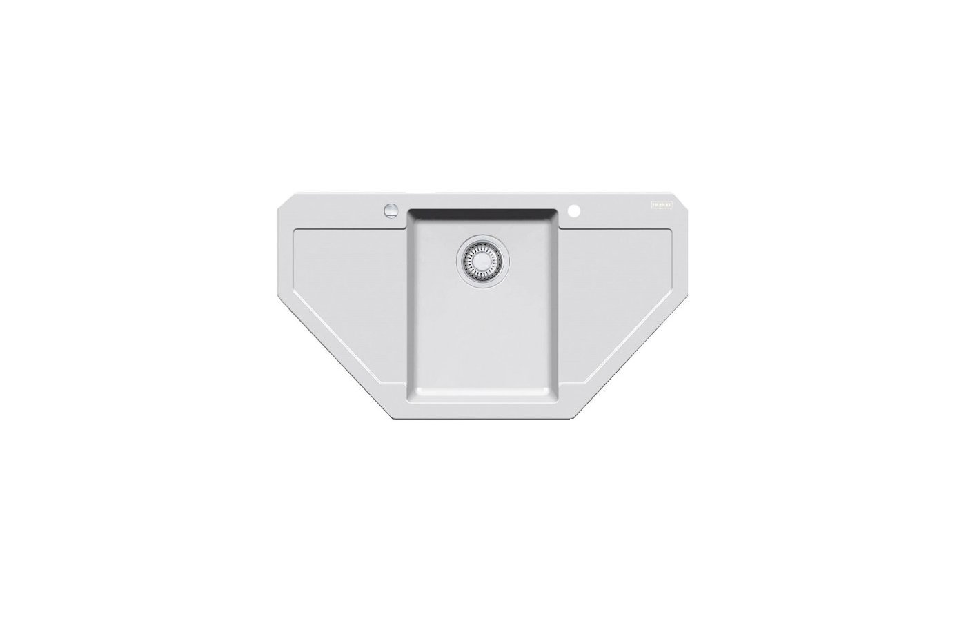 Кухонная мойка FRANKE MRG 612-E белый