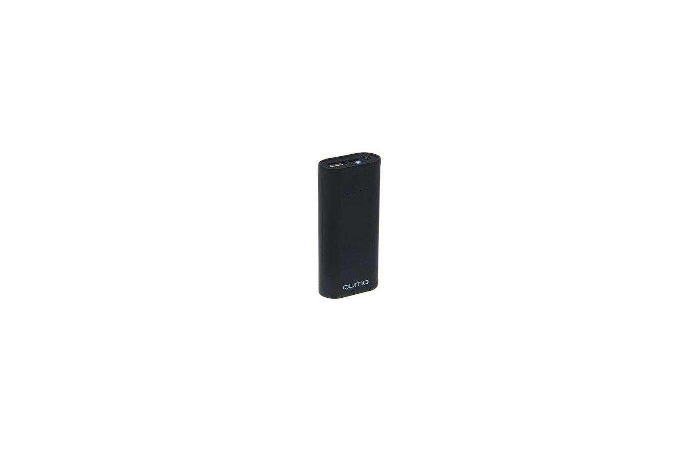 Портативный аккумулятор QUMO PowerAid 5200