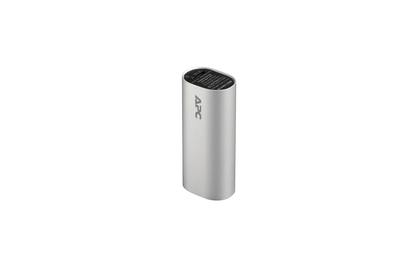 Портативный аккумулятор APC PowerPack M3SR-EC Li-Pol 3000mAh 1A серебристый
